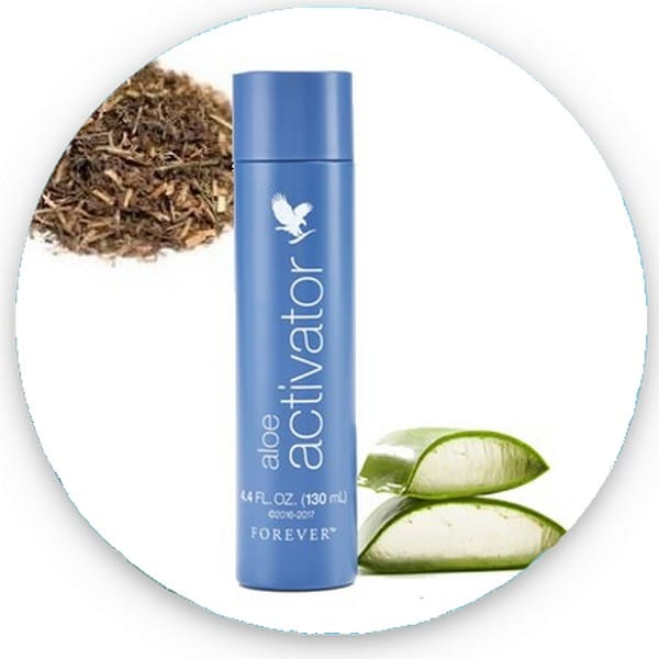 activateur aloes Forever(